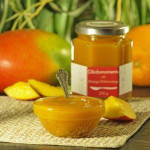 Glücksmomente mit Mango-Bitterorange von essArt