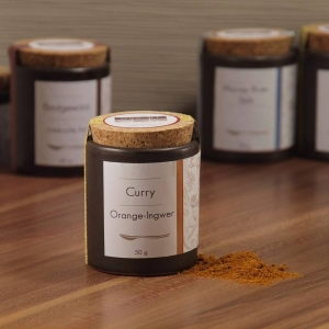 Curry Orange-Ingwer