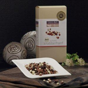 Knabberhanf Schokolade