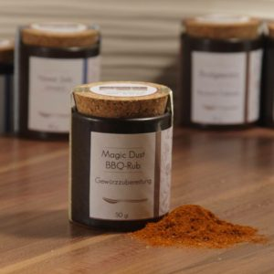 Magic Dust BBQ Rub