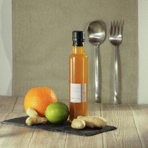 essArt Orange-Limette-Ingwer-Essig