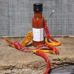 Die Scharfe - Chilisauce von essArt